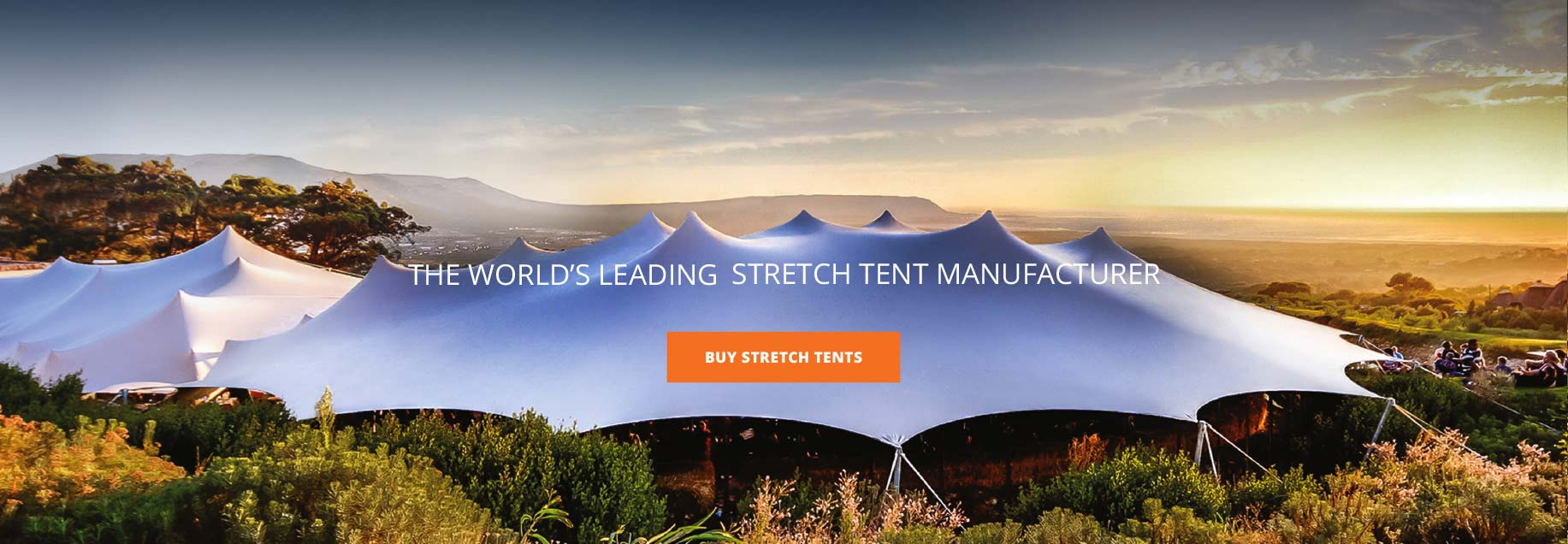& Freeform® Tents | Stretch Tents for Sale | Bedouin Tents for Sale