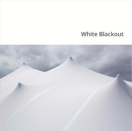 white-blackout