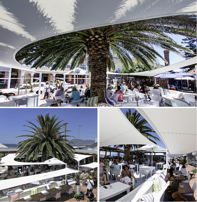 Freeform<sup>®</sup>maximise space by providing much needed shade at Sirocco